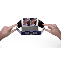 Photo print Real 3D viewer