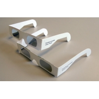 Dual play compatible cardboard glasses