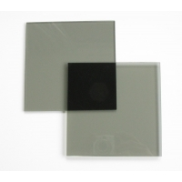 Polarisatie filter set 150x150 135-45º mm. lineair Glas