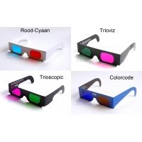 0ac91ee3e15cd1 setje anaglypen brillen voor 3D films